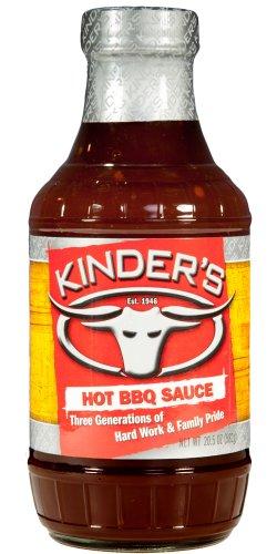 Kinder'S Hot BBQ Sauce