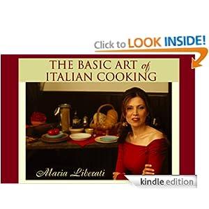 How to Make Gluten Free Amaretti Cookies (The Basic Art of Italian Cooking) Maria liberati