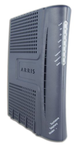 ARRIS TM502G Telephony Modem