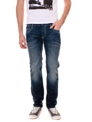 Jeans 811 Basic Bleu WI03 Japan Rags W36 Men's