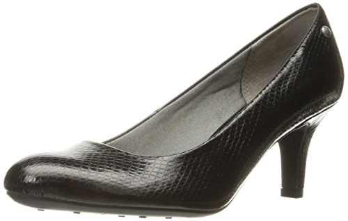 LifeStride Women's Parigi Pump,Black Kiddy, 9 W US