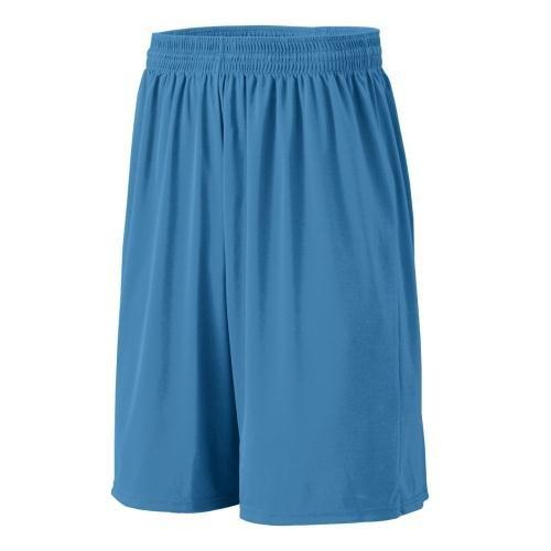 Augusta Sportswear Pantaloni corti Baseline Columbia Blue Small