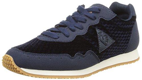 Le Coq Sportif  Milos Vintage,  Sneaker donna Blu Bleu (Dress Blue) 39