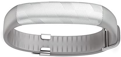 UP2 by Jawbone Activity Tracker, Light Grey (Discontinued by Manufacturer)