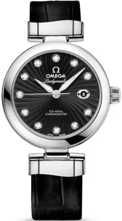 Omega Deville Ladymatic Ladies Watch 425.33.34.20.51.001