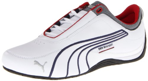 Puma Men White Bmw Motorsport Nyter 2 Casual Shoes Pictures to pin on