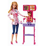 Barbie Careers Complete Play Doctor, Multi Color