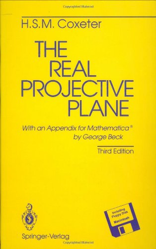 The Real Projective Plane (First Edition)