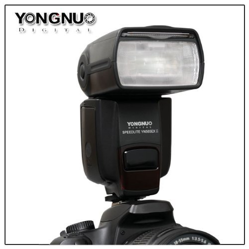 New Version YN-565EX II TTL Flash Speedlite With High Guide Number For Canon 6D 7D, 70D 60D, 600D, XSi XTi T1i T2i T3