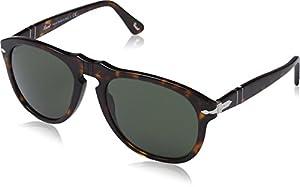 Persol - Gafas de sol Aviador Mod. 0649 Sole, 24/31 de Luxottica