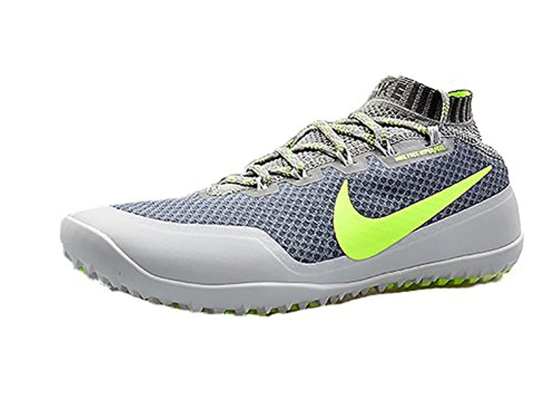 new style 43de7 a04b1 ... Nike Men s Free Hyperfeel Run Trail Running Shoes-Light  Charcoal Volt-12 ...