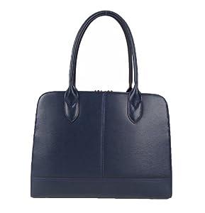 Simple  Women39s Professional Laptop Shoulder Bag Handbag  Black Computers