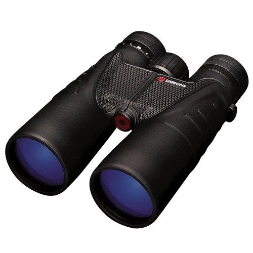Simmons Prosport Roof Prism Binocular - 12 X 50 Black