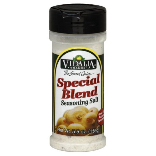 Vidalia Brand Special Blend Seasoning Salt, 5.5-ounce (Pack of 2) - 1