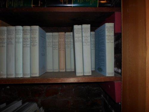 The Complete Psychological Works of Sigmund Freud (The Standard Edition)  (Vol. 1-24 Volume Set)  (Complete Psychologica