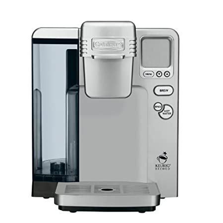 The Cuisinart SS-700 Single-Serve Brewing System  Perfect for both personal use and entertaining, this single-serve home-brewing system offers consumers fresh gourmet coffee, tea, hot cocoa, and more in under one minute. Choose either 4, 6, 8, or ...