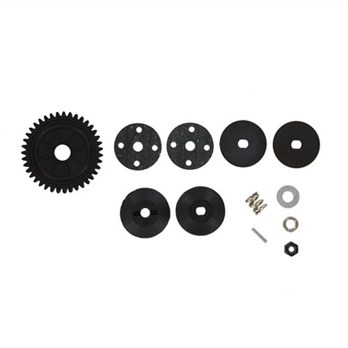 Redcat Racing BS903-100 Spur Gear-39T Spring/Nylon Self-Lock Nut