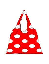 Snoogg High Strength Reusable Shopping Bag Fashion Style Grocery Tote Bag Jhola Bag - B01B96TBDK
