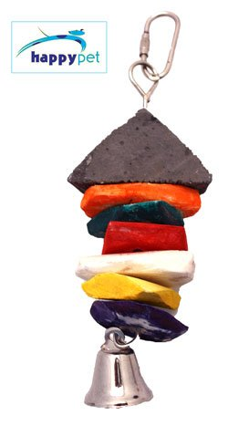 Cheap Happy Pet Cuttlebone Kebab Bird Supplement (B005LMW992)