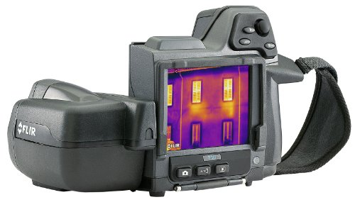 Flir T420bx Thermal Imaging Camera 76,800 (320 x 240)pixels IR Resolution, Measures Temperature -4° to 662°F (-20°C to 350°C), (62101-0501)