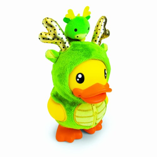 B.Duck Dragon Saving Bank, 16cm