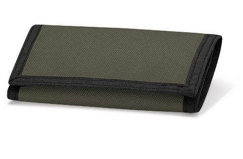 BagBase Ripper Wallet, Olive, One Size by BagBase