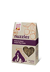 The Honest Kitchen Nuzzles Dog Cookies by The Honest Kitchen
