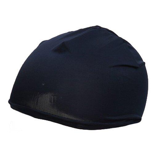 Nylon Skull Cap-Navy (Thin Skull Cap compare prices)
