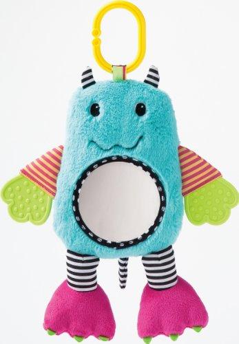 Sassy B&W【フック付おもちゃ】マイ・オウン・モンスターTYBW80230