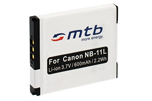 Ersatz-Akku NB-11L für Canon IXUS 125 HS, 127 HS, 132, 133, 135, 140, 240 HS ? (siehe Liste)
