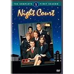 Night Court - The Complete First Season (1984)