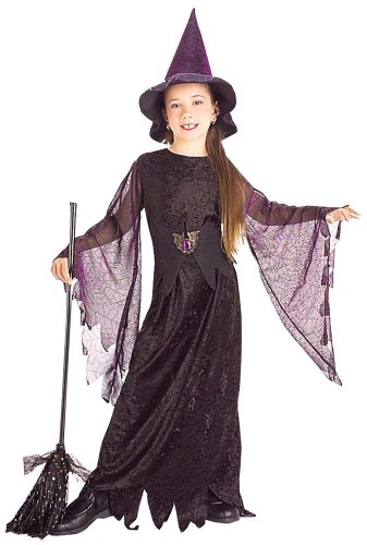 Forum Novelties Mystical Witch Child Costume, Small