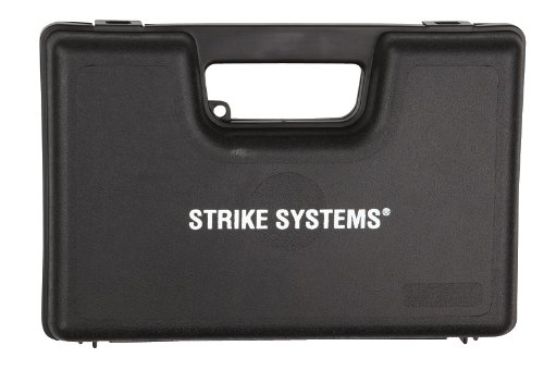 STRIKE SYSTEMS SINGLE PISTOL CASE AIRSOFT M9 CZ 1911 PLASTIC CASE