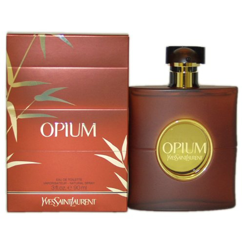 Opium for Women by Yves Saint Laurent Eau de Toilette Spray 90ml