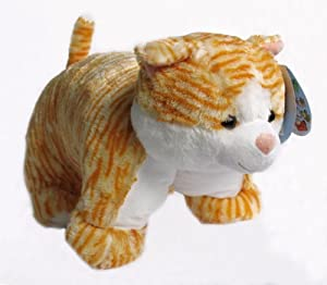 """""""My Name is Tabby"""", Cat Pillow 18"""""""