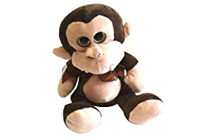 Plush Soft Repeating Talk Back Monkey Toy