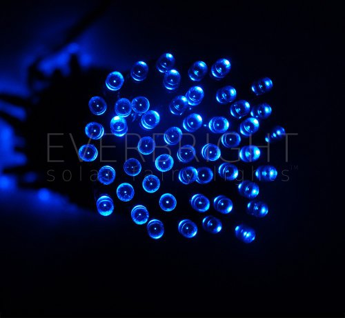 Best price for everbright led 10 light fairy rope light size 12 everbright led 10 light fairy rope light size 12 cm h x 175 cm w x 75 cm d wattage 280 bulb blue features mozeypictures Choice Image