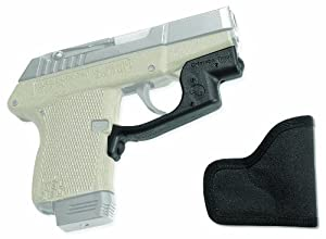 Crimson Trace Keltec P3AT and P32 Laserguard and Free Grovtec Holster Combo by Crimson Trace