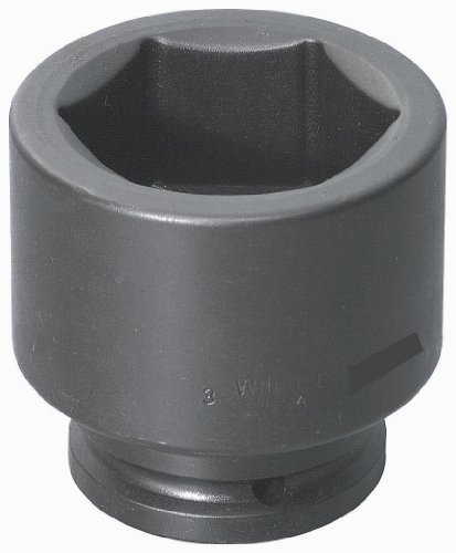 Williams 8-648 1-1/2 Drive Impact Socket, 6 Point, 1-1/2-Inch