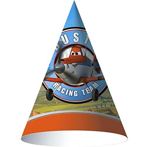 Disney Planes Cone Hats (8) - 1