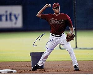 Carlos Correa Signed 8x10 Photo w COA 2013 Houston Astros #1 Pick A - Autographed MLB... by Sports+Memorabilia