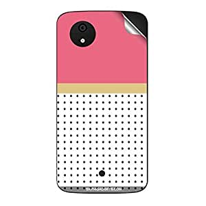 Skin4Gadgets Dots Phone Skin STICKER for MICROMAX A1
