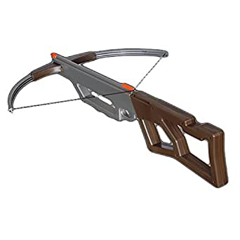 Plastic Crossbow Costume Prop Fake Zombie Killer Hunter Walking Dead Daryl