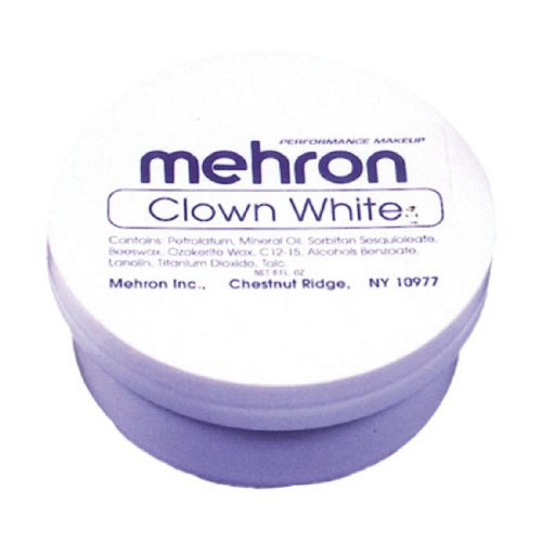 Clown White 7 Ounce