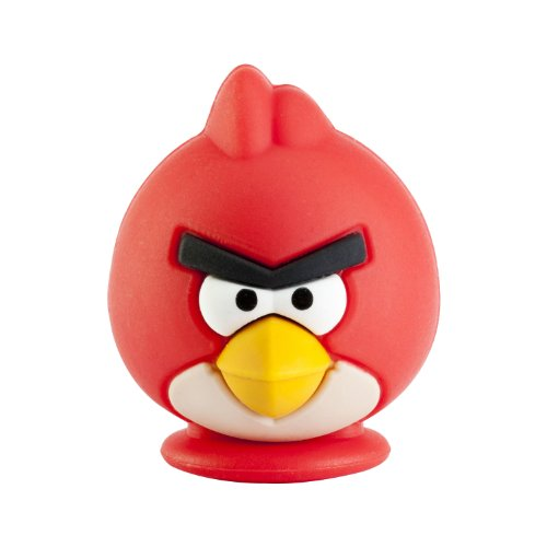 EMTEC Angry Birds 4 GB USB 2.0 Flash Drive, Red Bird