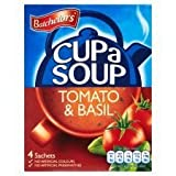 Batchelors Cup A Soup Tomato And Basil Soup 4S 108G