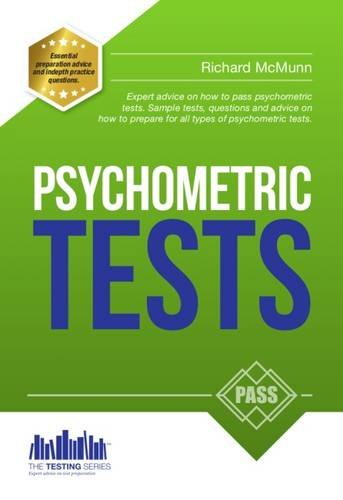 psychometric tests for dummies pdf