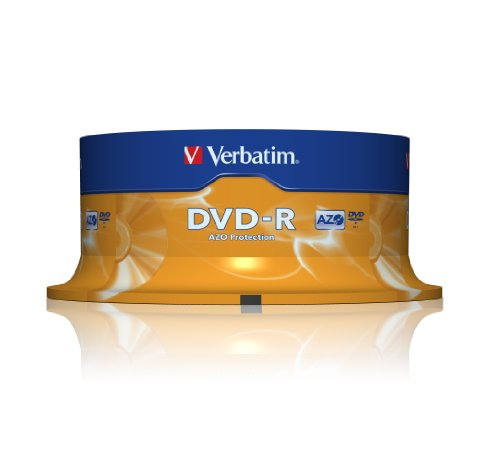 verbatim-43522-dvd-r-16x-25-pack-optical-media