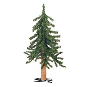 #!Cheap Gatlinburg Unlit Artificial Christmas Tree