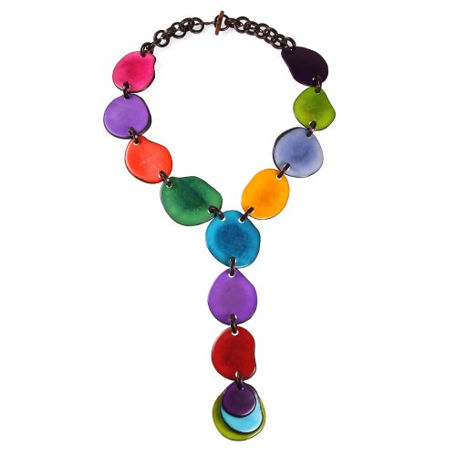 NAPO | Exotic Multicolor Necklace